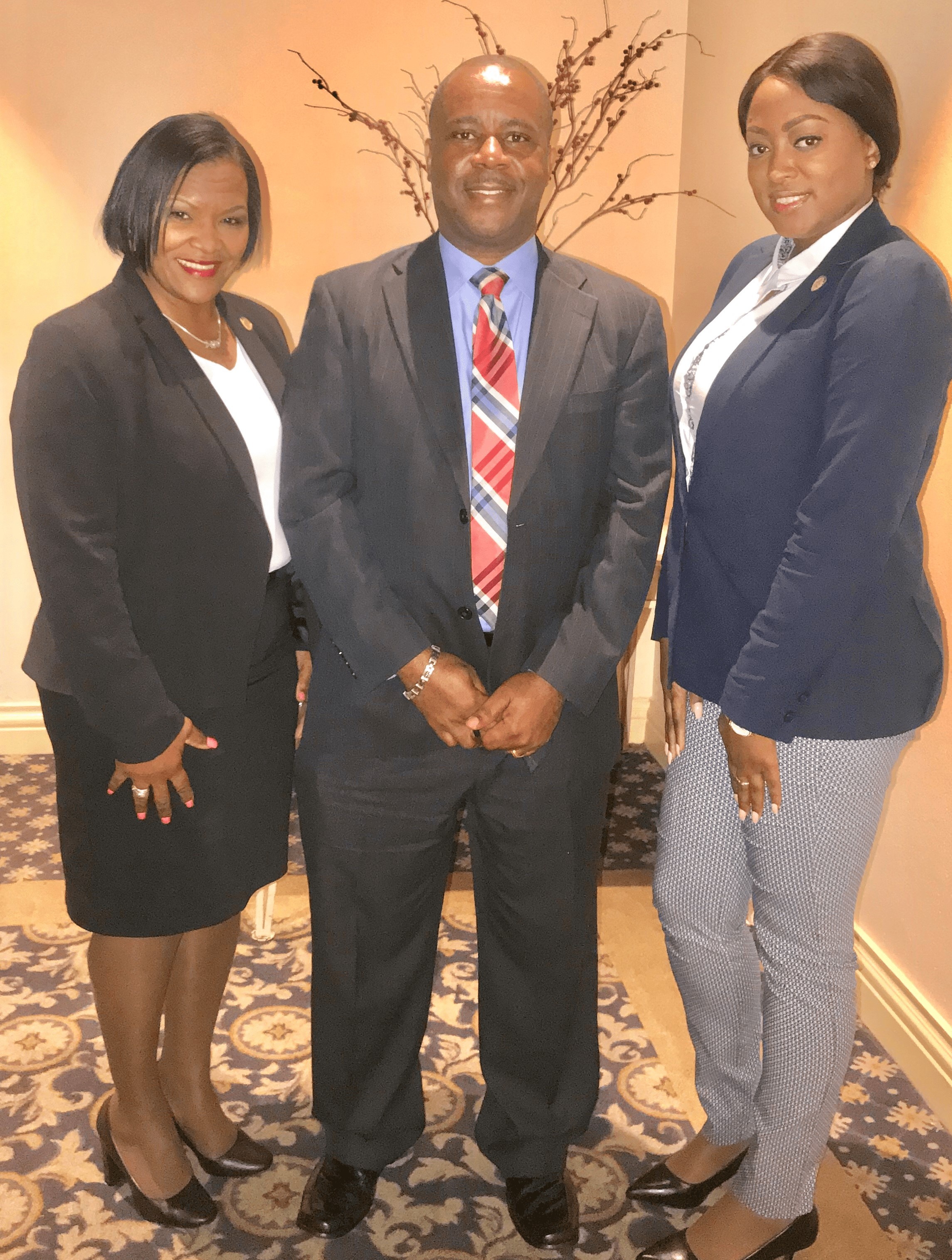 Immigration Officers attend Bahamas Department of Correctional